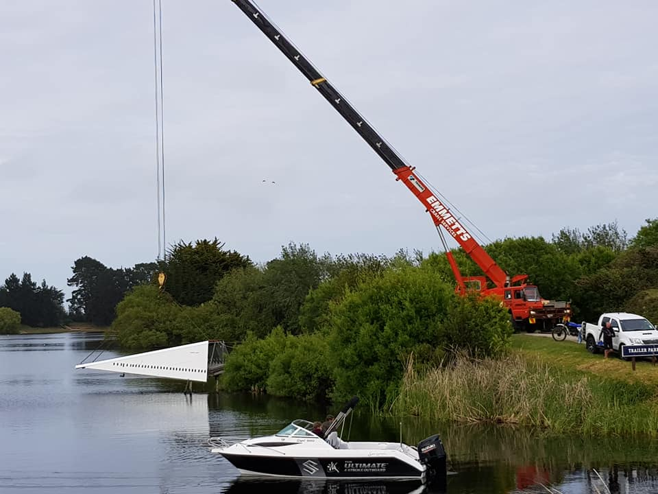 Gallery Crane Jump