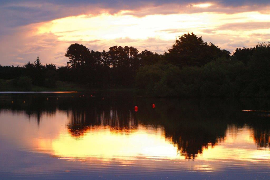 Gallery Sunset